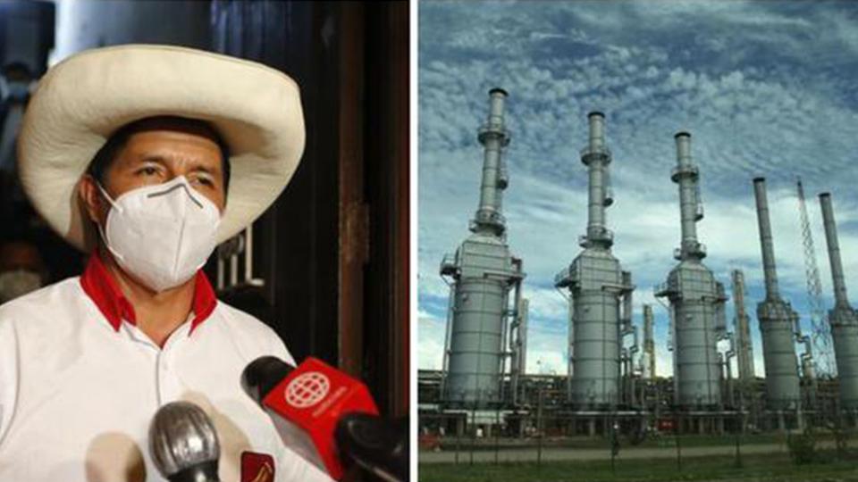 Pedro Castillo plantea construir una red nacional de gaseoductos: ¿qué  dicen los expertos sobre su